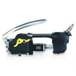 Пневматическое переносное устройство для обвязки ПП и ПЭТ лентами ZP28