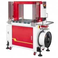 Высокоскоростная стреппинг-машина TP-702BP с ременным конвейером и прессом