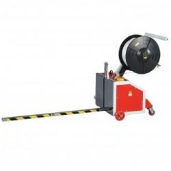 Полуавтоматическая машина ТР-202MV Mini Verti для вертикальной обвязки паллет (поддонов)
