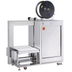 Стреппинг-машина ТР-601YAM с приводным роликовым конвейером