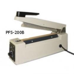 Настольный импульсный сварщик (запайщик) пакетов и плёнок модели PFS-200В или 300В с датером.