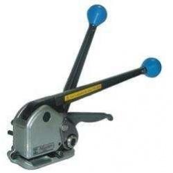 Устройство для обвязки грузов металлической лентой М4К-10