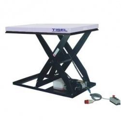 Столы подъемные с одинарными ножницами TISEL