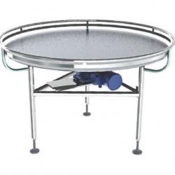 Круглый карусельный стол