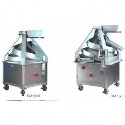 Конусная тестоокруглительная машина SM Q10, SM Q20