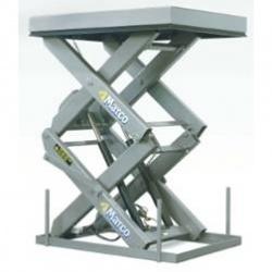Подъемные столы МАРКО (Швеция) двойные вертикальные ножницы
