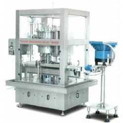 Производство продуктов питания Автоматический моноблок – Наполнитель – Укупорочная машина